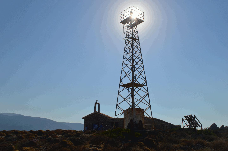Elafonisi lighthouse