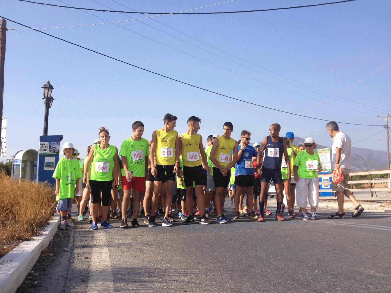 5km startline