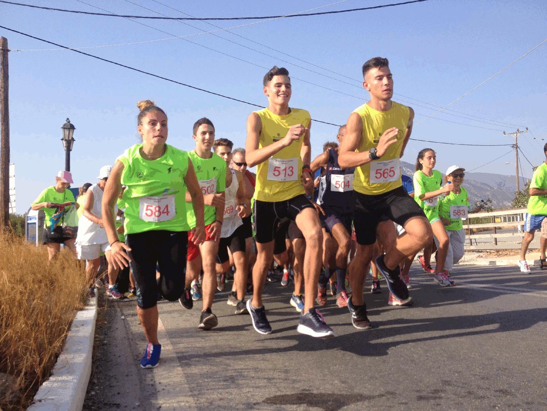 Lafonisi Run 5 km 1