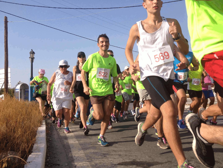 Lafonisi Run 5 km 2