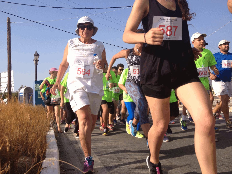 Lafonisi Run 5 km 3