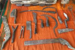 Iron tooling