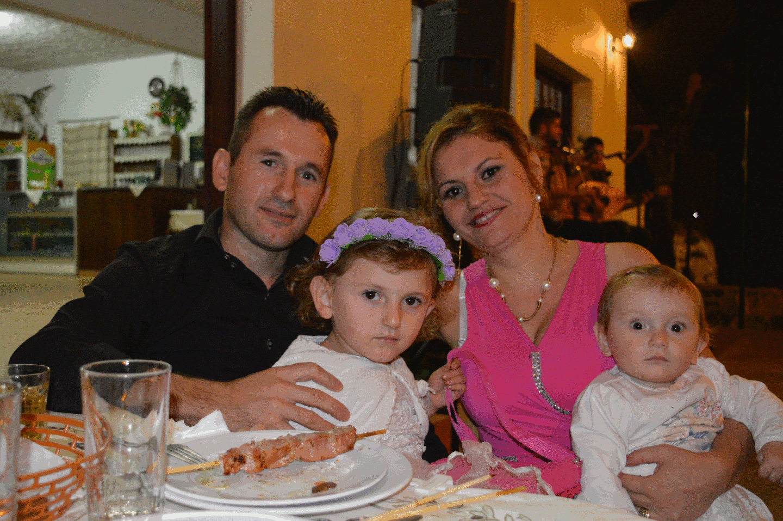 Family in Vlatos