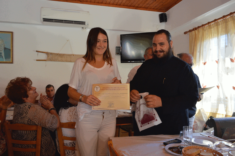 Happy Syllogos Award Winner 2