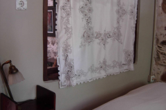 A part of the first bedroom