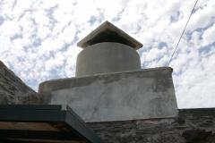 Villa Tzitzifia chimney 2