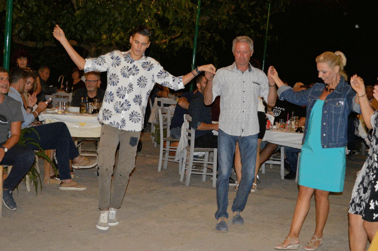 dancing raf
