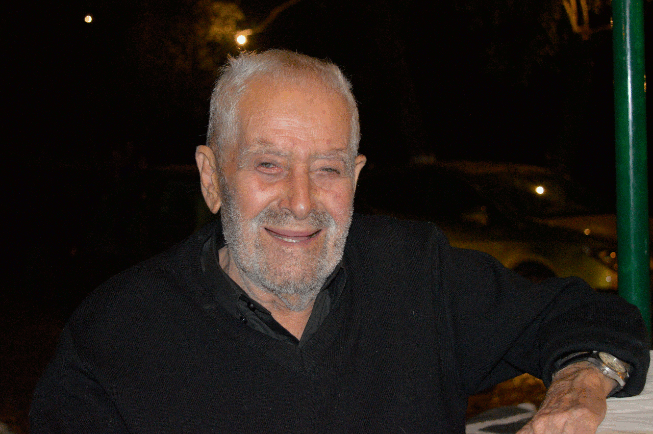 father of pantelis