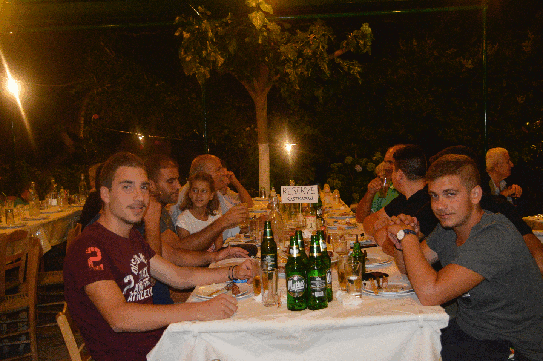 table at platania