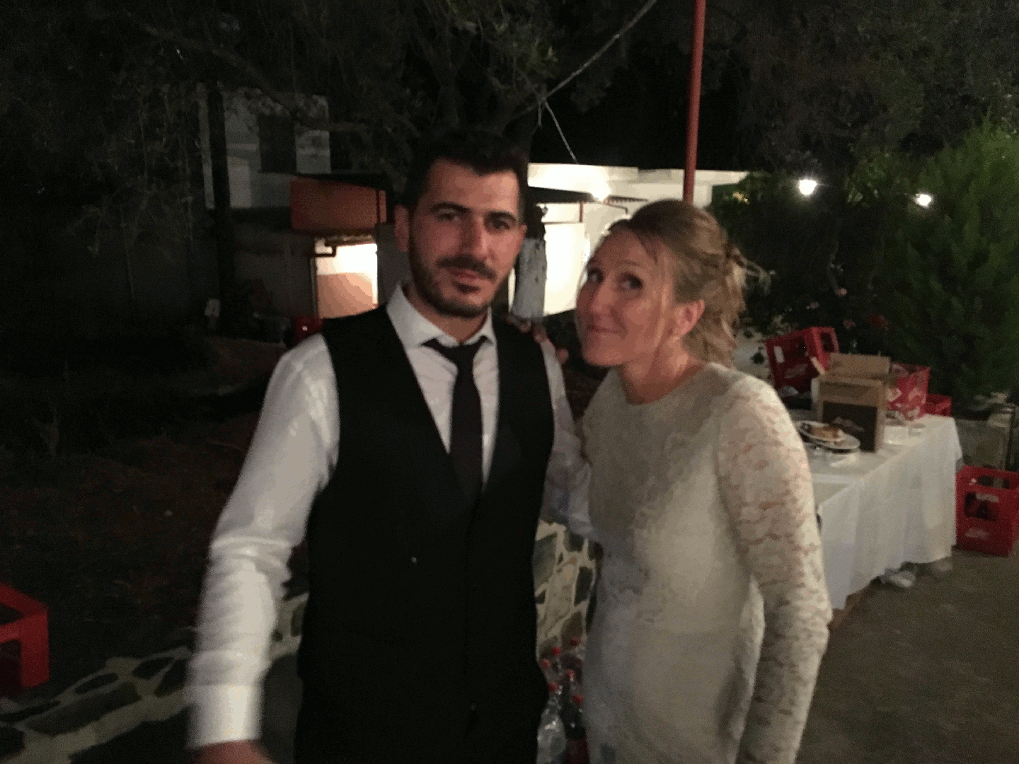 wedding Manolis Skalidakis in Vlatos 2