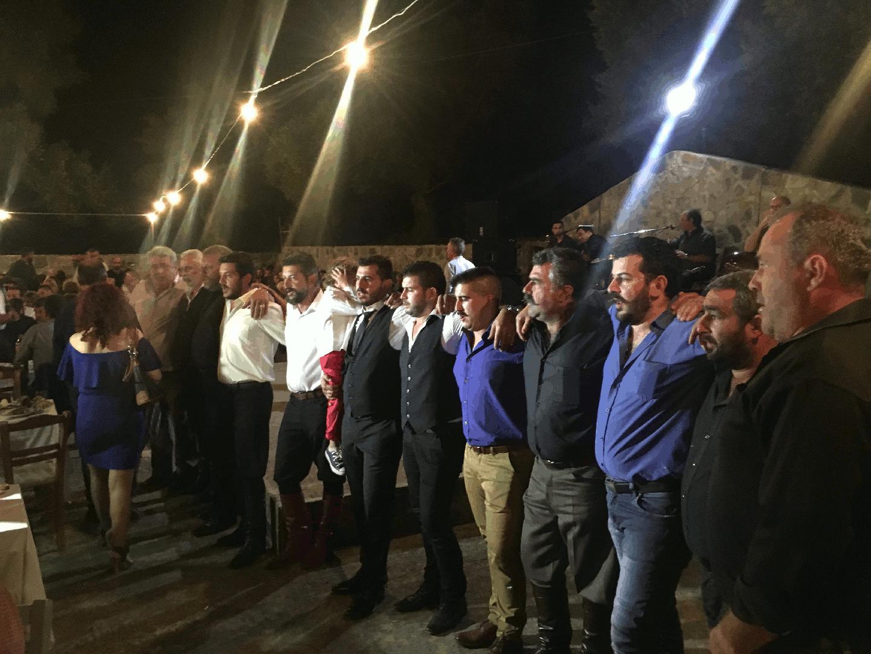 wedding Manolis Skalidakis in Vlatos 6