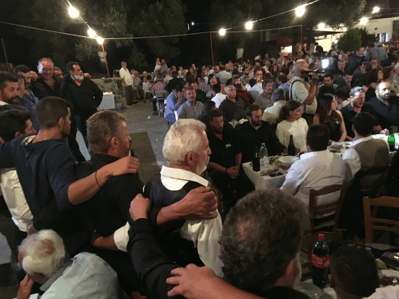 wedding Manolis Skalidakis in Vlatos 7