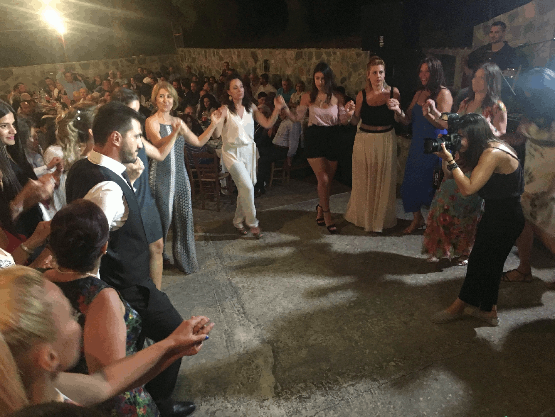 wedding Manolis Skalidakis in Vlatos 8