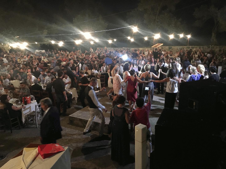 wedding Manolis Skalidakis in Vlatos 9