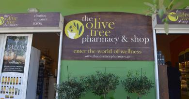 The Olive Tree Pharmacy