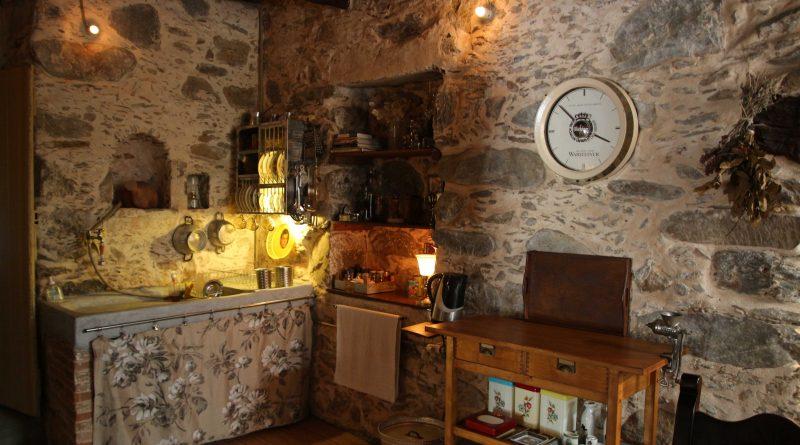 Meli Zachari kitchen