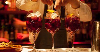 Cocktails at Vlatos Jazz