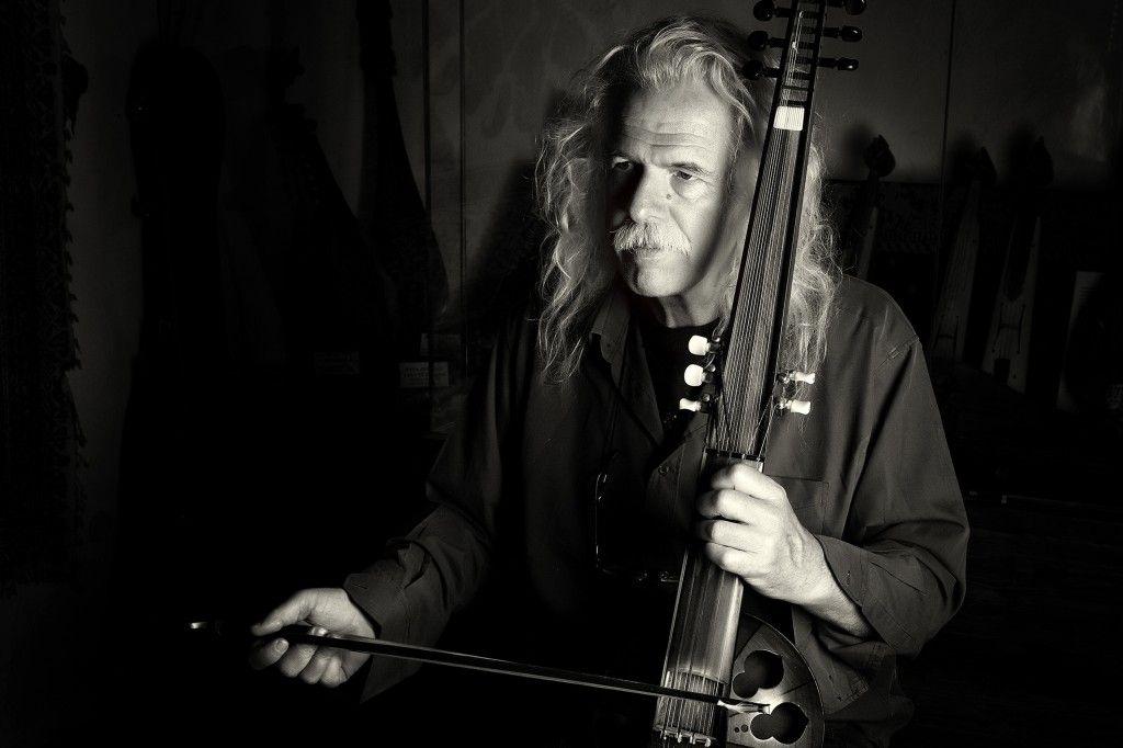 Vlatos Jazz proudly presents Ross Daly