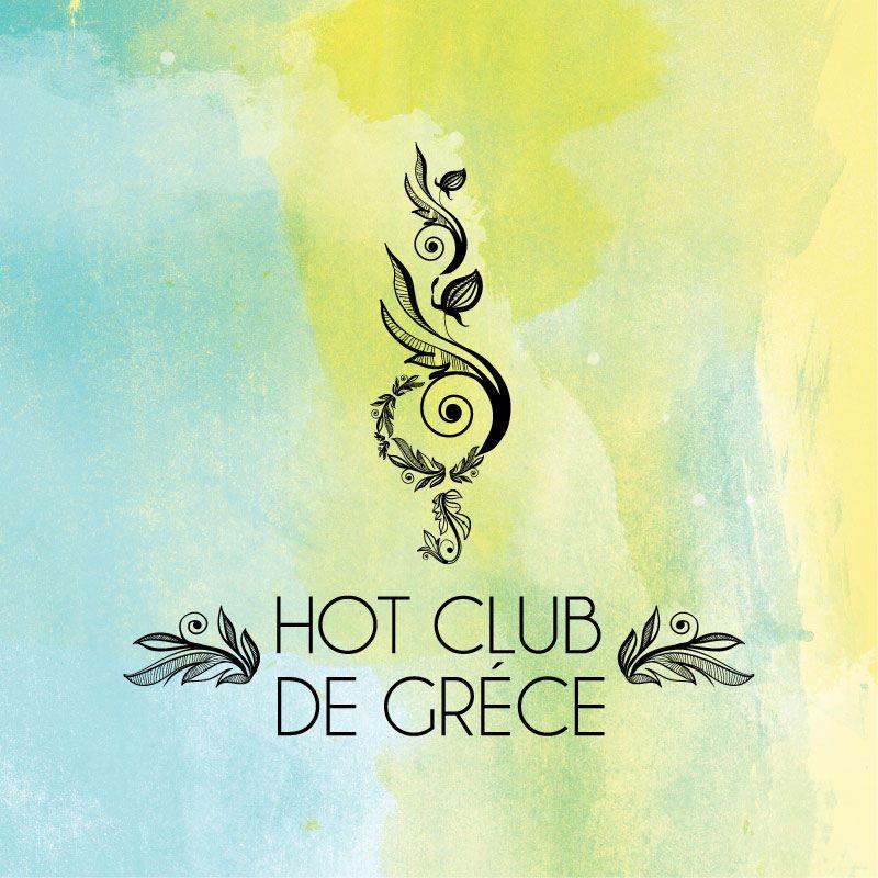 Hot Club The Grece with Maria Manousaki