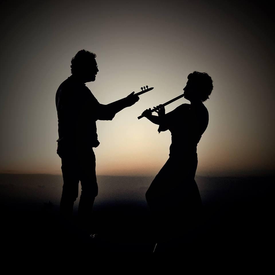 Vlatos Jazz proudly presents Eirini Derebei and Karolos Koulakis
