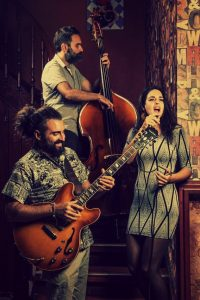 Marmitas Band - Vlatos Jazz @ Museum Vlatos Kissamos