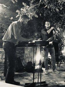 Matthieu Durmarque and Stefan Olofsson Duet |FR|SE| @ Vlatos Jazz | Vlatos | Greece