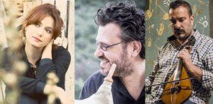 Μαρία Λούκα, Γιώργος Ζαχαριουδάκης, Κωστής Κυριτσάκης @ Vlatos Jazz | Vlatos | Greece