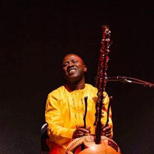 Lamine Cissokho plays African Jazz @ Vlatos Jazz