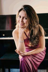 Carolina Calvache - World Jazz @ Vlatos Jazz